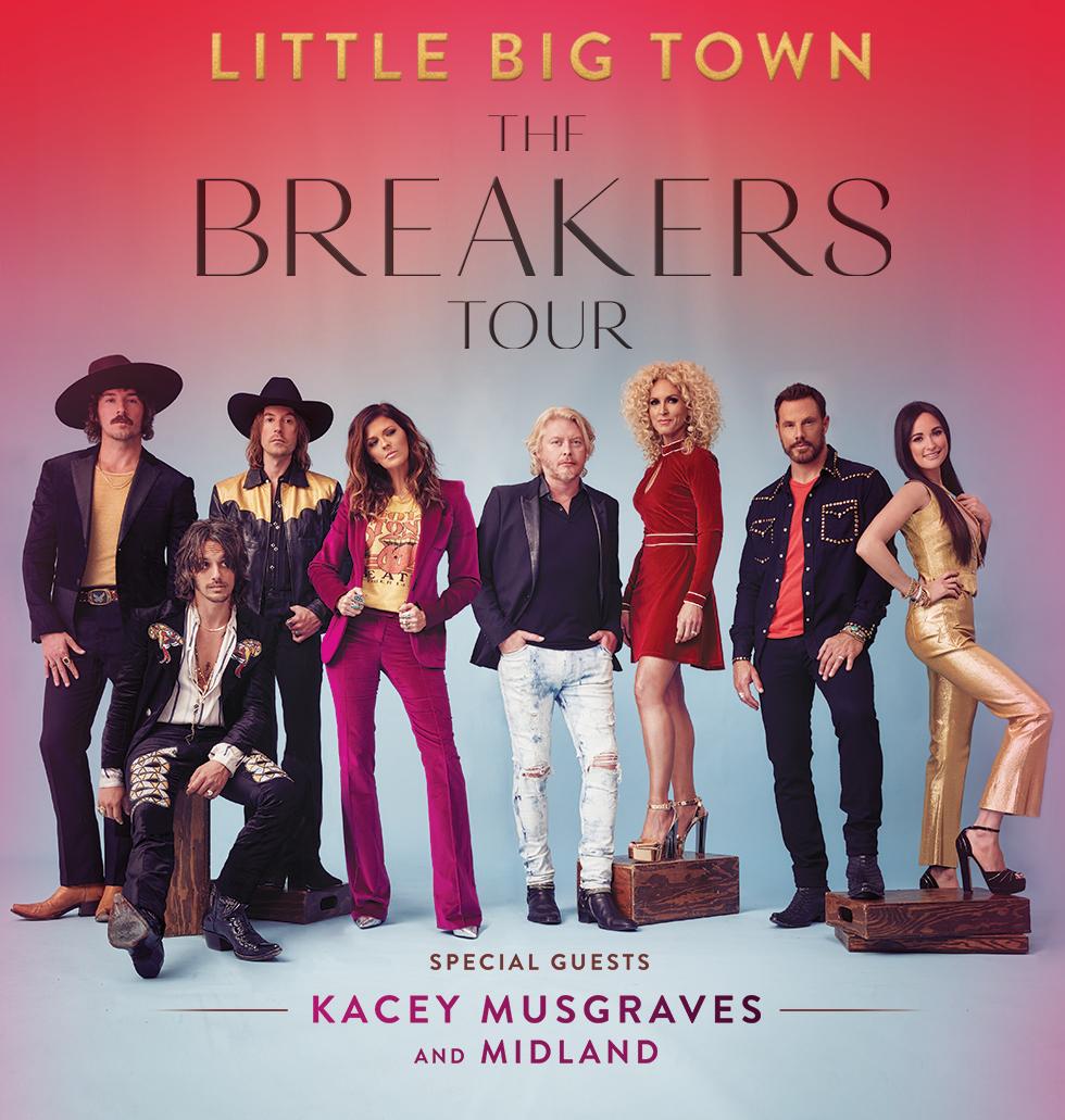 Little Big Town Tour 2018