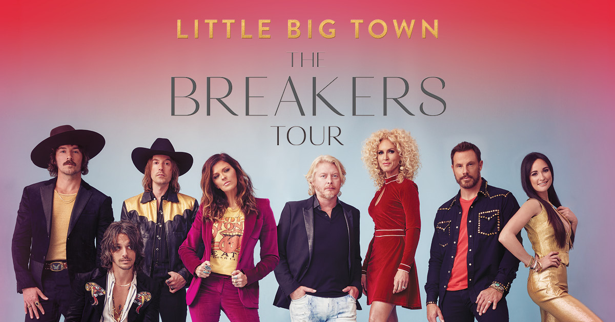 The Breakers Tour Dates