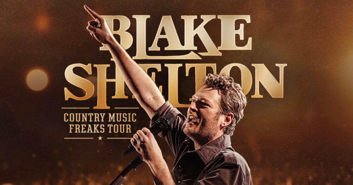 Blake Shelton Tickets Amp Vip Packages Country Music