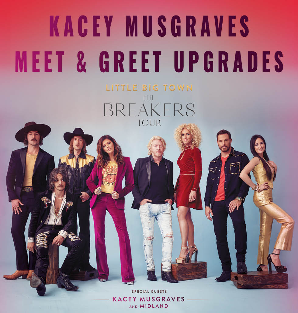 Kacey Musgraves on tour with Little Big Town 2018