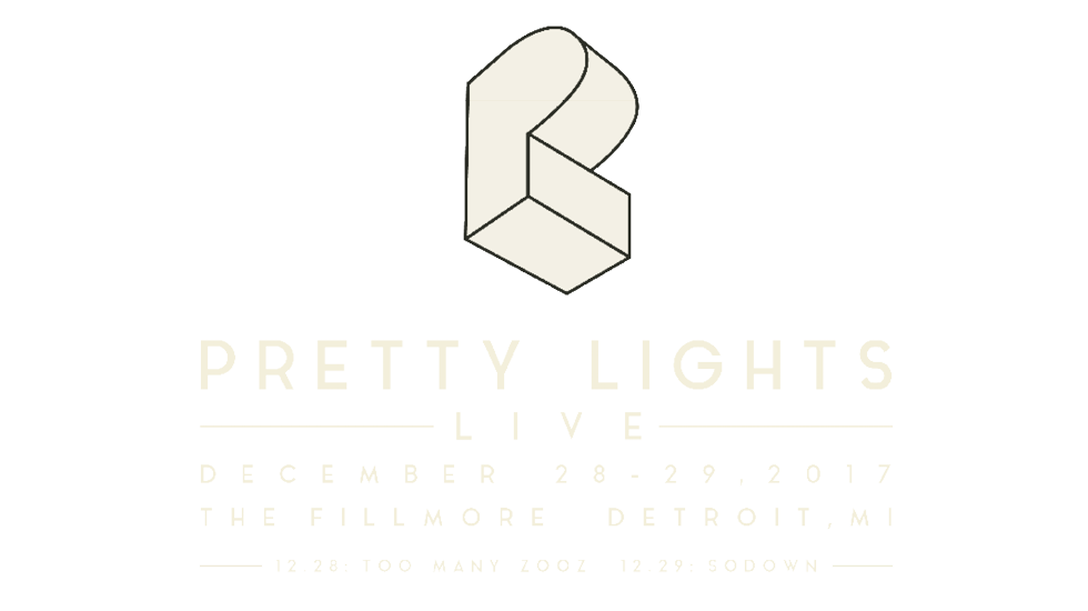 Pretty Lights Detroit NYE