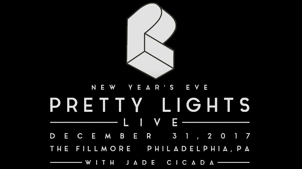 Pretty Lights Philadelphia NYE
