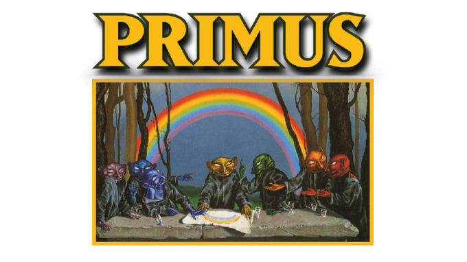 Primus New Year's Eve 2017