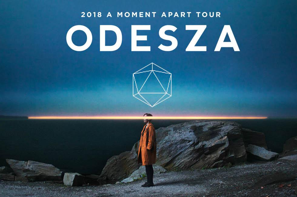 ODESZA A Moment Apart Tour 2018