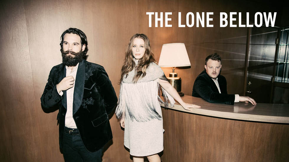 The Lone Bellow Tour 2018