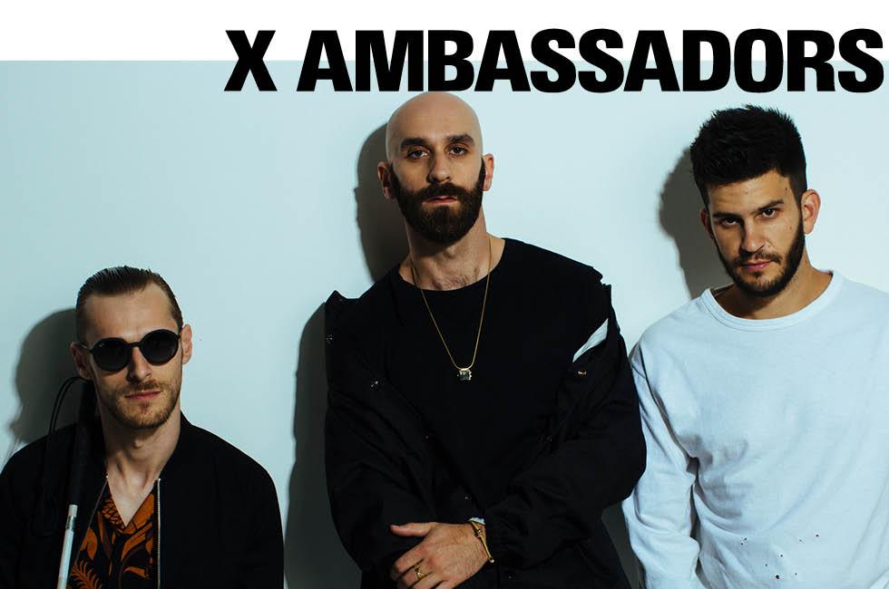 X Ambassadors Tour 2018