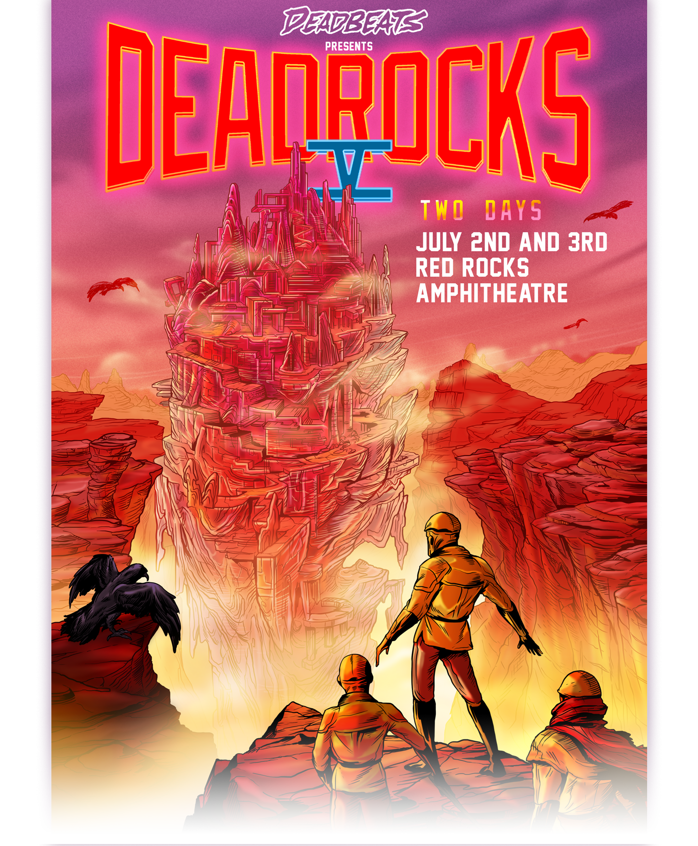 Zeds Dead DEADROCKS 2018