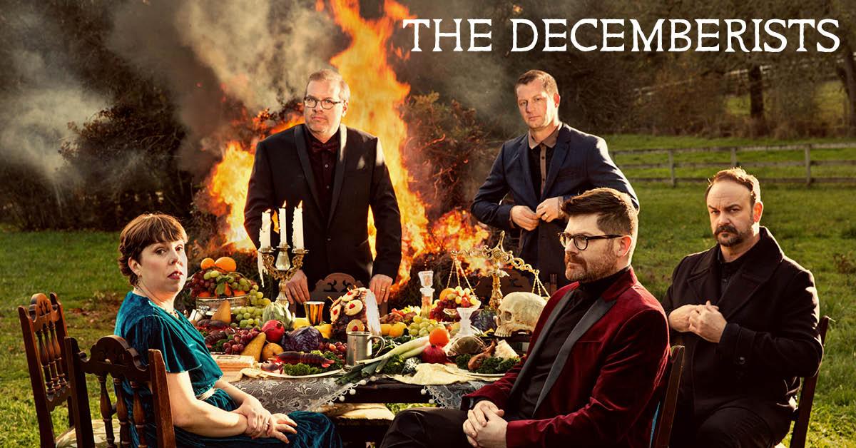 The Decemberists Tour Dates