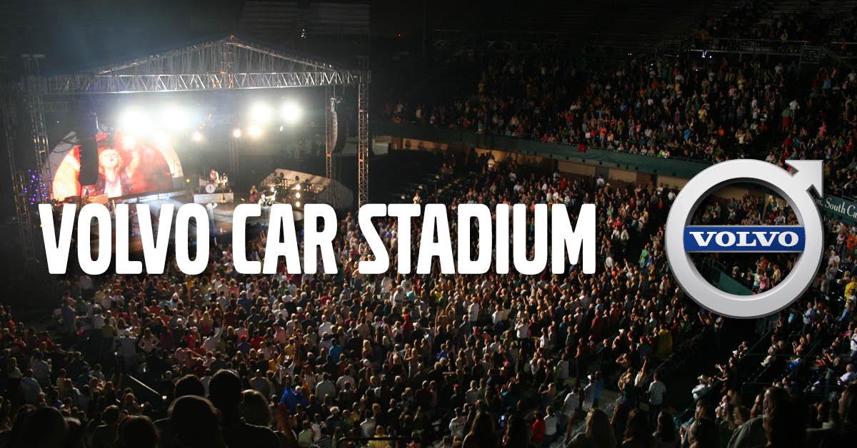 Volvo Car Stadium Concert Series - VIP Experiences