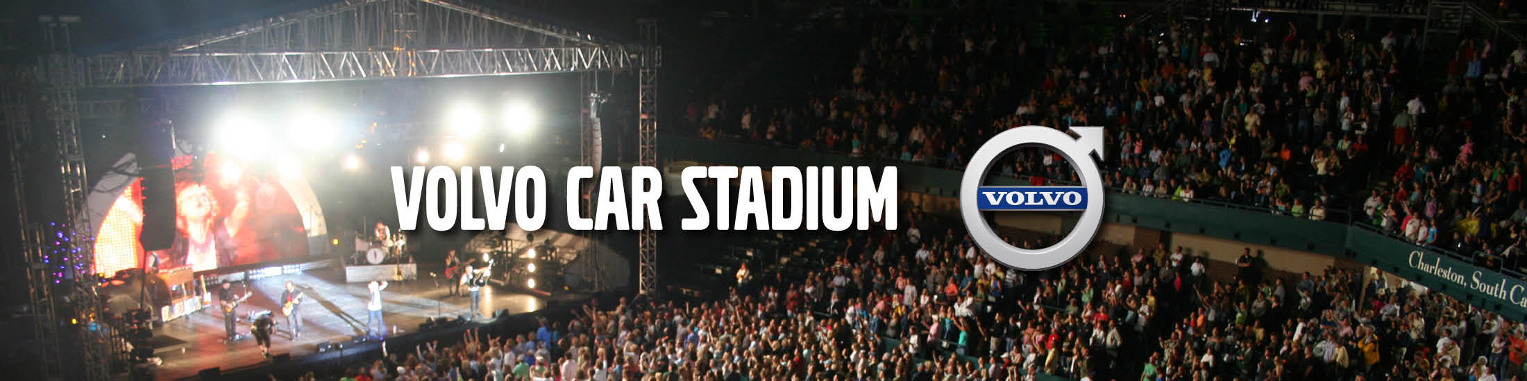 Volvo Car Stadium Concert Series