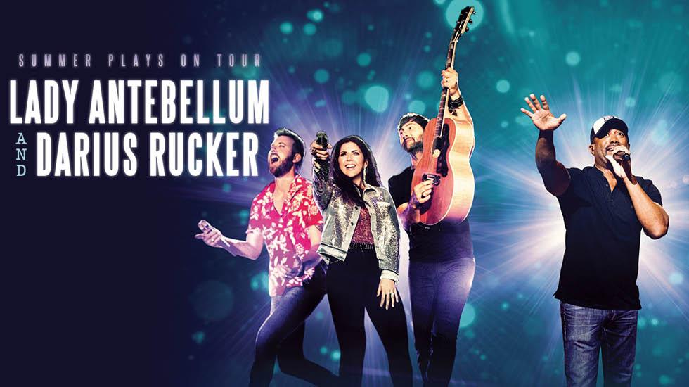 Lady Antebellum & Darius Rucker Tour 2018