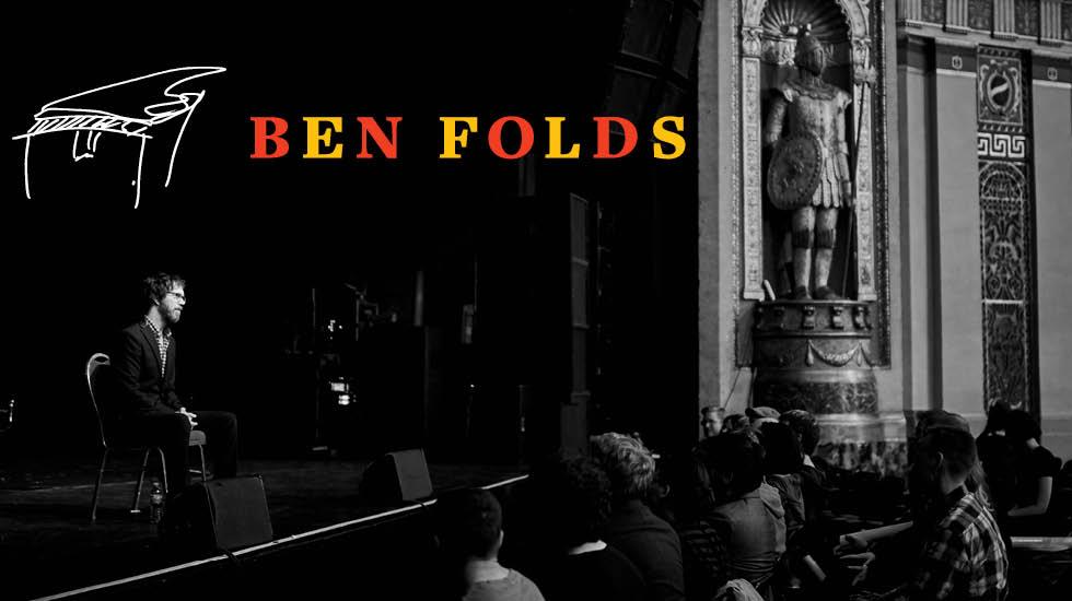 Ben Folds and Cake Tour 2018