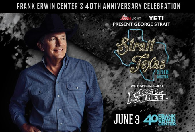 George strait at the frank erwin center 2018 cid entertainment george strait at the frank erwin center 2018 m4hsunfo Gallery