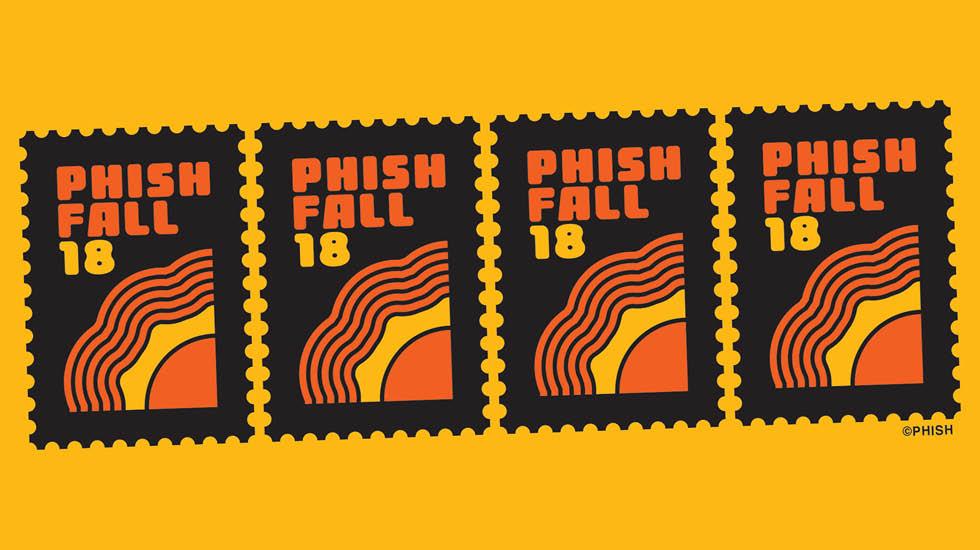 Phish Fall Tour 2018